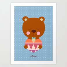 my sweet heart Art Print