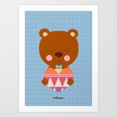 my sweet heart Art Print
