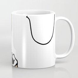 Saitama One Punch Man Coffee Mug