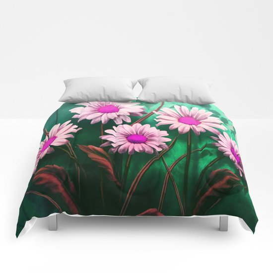 Mythical SunFlowers Comforters