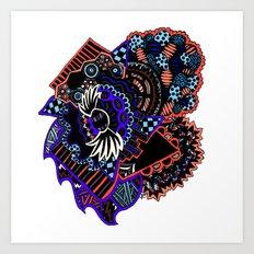 Res Art Print