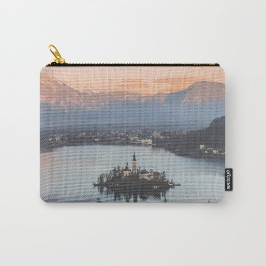 Lake Bled, Slovenia Carry-All Pouch