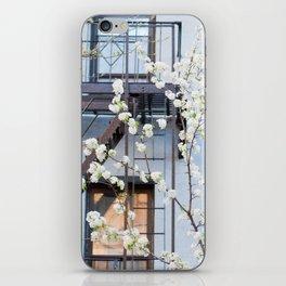 Brooklyn Spring iPhone Skin