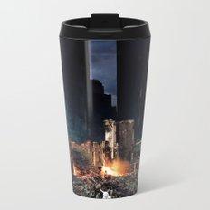 Meme #12 Metal Travel Mug