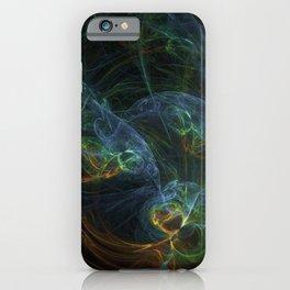 fractal Bunt iPhone Case