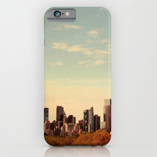 Skyline #1  iPhone & iPod Case