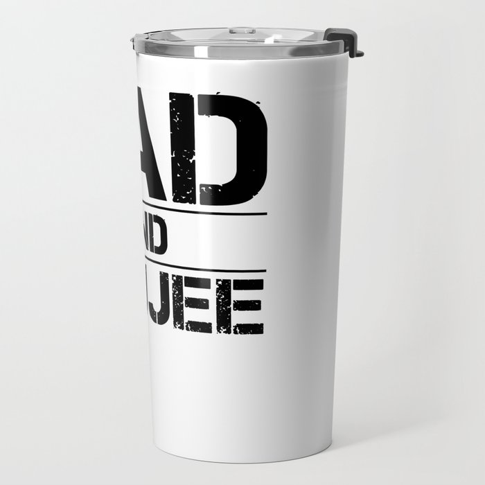 Bad And Boujee Travel Mug