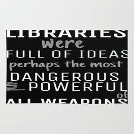 Libraries Rug