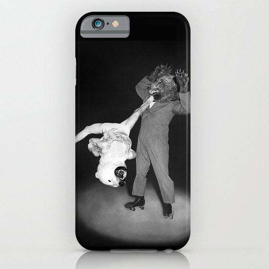 Roller Bears iPhone & iPod Case