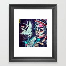 THE NEST on 6th Framed Art Print