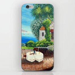 Mediterranean Breeze iPhone Skin