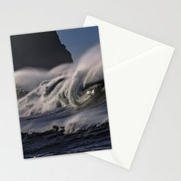 Big Pacific Surf Photograph Stationery Cards