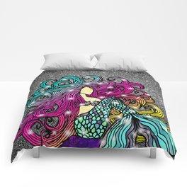 Rainbow Mermaid Comforters