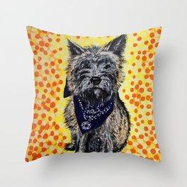 The Cairn Throw Pillow