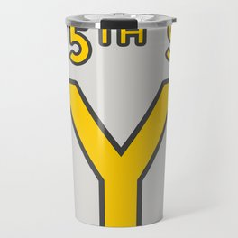 375th Street Y Travel Mug
