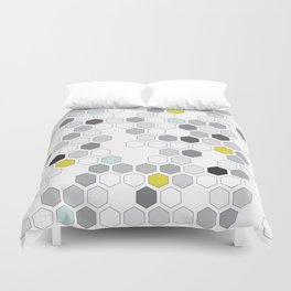 Diamonds Duvet Cover