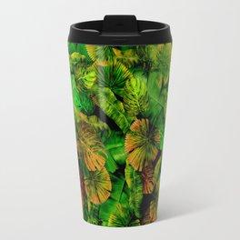 Tropical leaf random pattern painting iPhone 4 4s 5 5c 6 7, pillow case, mugs and tshirt Travel Mug