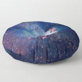 Omega Nebula Floor Pillow