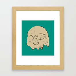 the real dead presidents. Framed Art Print