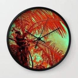 Palmas Chacao Wall Clock