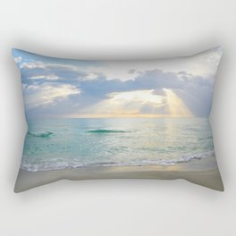 Beach #7 Rectangular Pillow
