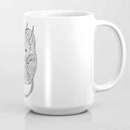 Little Devil (white version) Coffee Mug