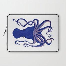 Octopus Blue Laptop Sleeve