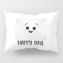 Happy Mail Pillow Sham