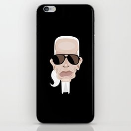 Karl Lagarfeld iPhone Skin