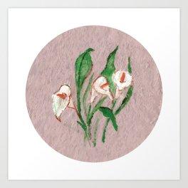 Flor VIII (Flower VIII) Art Print