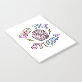 End The Stigma Notebook