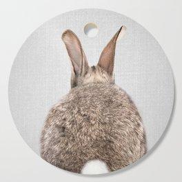 Rabbit Tail - Colorful Cutting Board