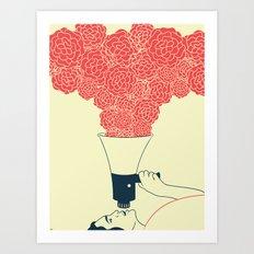 Dolores Art Print