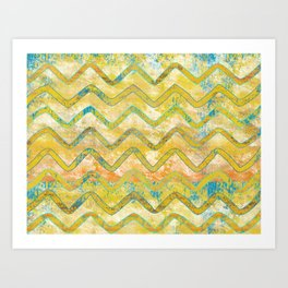 Set Sail C6 Art Print