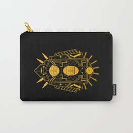 Art-Deco R&M Carry-All Pouch