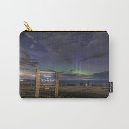 May Aurora at Old Garden Beach #2 Carry-All Pouch