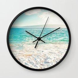 Big Beach Wall Clock