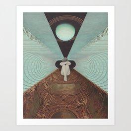The Quiet Vessel Art Print