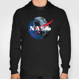 The Second NASA Death Star Hoody