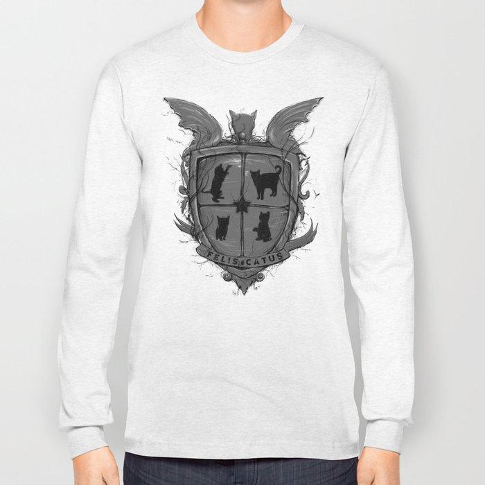 Felis Catus Long Sleeve T-shirt