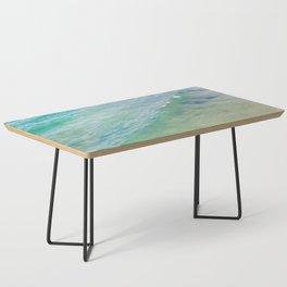 Peaceful Waves Coffee Table