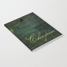 Frederic Chopin Notebook