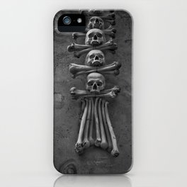 Skull Tassles iPhone Case