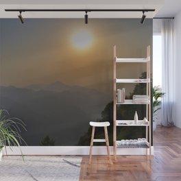 Himalayan Sunset Wall Mural