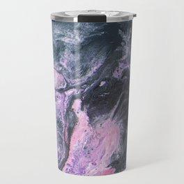 Purple Burst Travel Mug