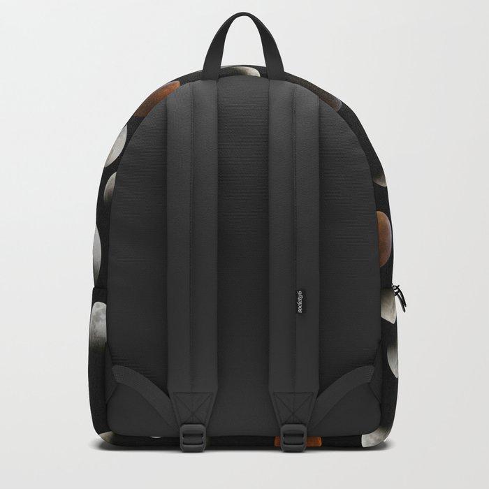 Total Lunar Eclipse Blood Moon Composite Backpack