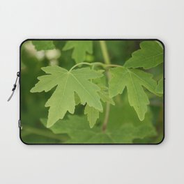 Amber Orientalis Leaves Laptop Sleeve