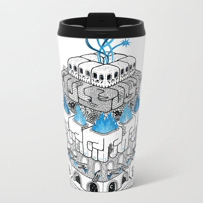 The Temple Metal Travel Mug