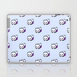 Kawaii Galactic Mighty Panda pattern Laptop & iPad Skin