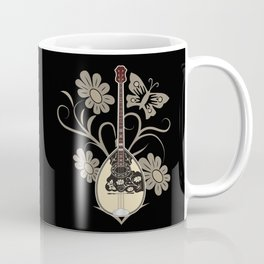 Greek Bouzouki Coffee Mug